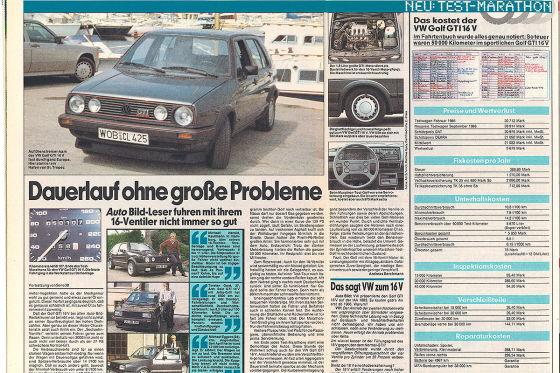 AUTO BILD-Dauertest: Highlights