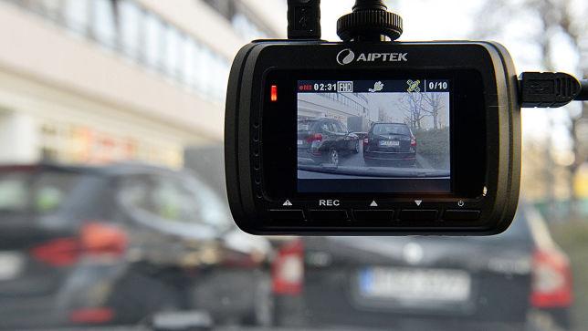Fahrer-Kameras jetzt auch vor Gericht zulässig!
