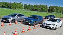 Citroën C4 Cactus/Honda Civic/Renault Mégane/Seat Leon: Test