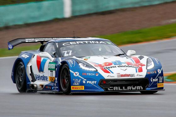 Corvette GT3-R