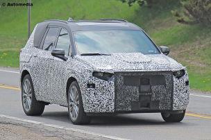 Neues Cadillac-SUV erwischt!