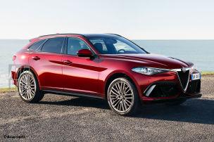 Alfa Romeo XL-SUV (2020): Vorschau