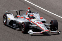 Indy 500: Cory Witherill