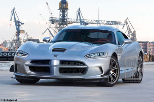 Dodge Viper SRT: Infos, Illustration
