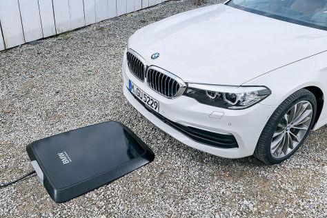 BMW Wireless Charging (2018): Preis, Marktstart, Technik, Erklärung