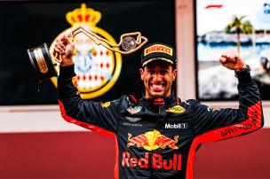 Daher hat Ricciardo sein Grinsen