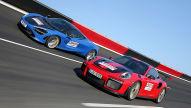 McLaren 720S/Porsche 911 GT2 RS: Test