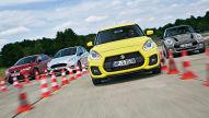 Ford Fiesta/Mini Cooper/Seat Ibiza/Suzuki Swift: Test