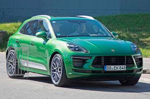 Porsche Macan Facelift: Test