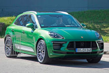 Porsche Macan Facelift: Test