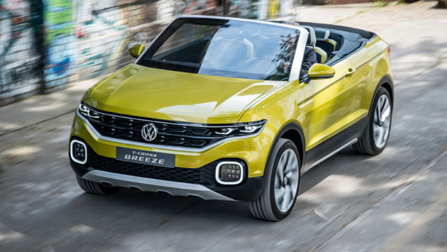 video vw t roc cabrio 2020. Black Bedroom Furniture Sets. Home Design Ideas