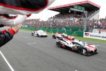 24h-Rennen Le Mans 2018 live!