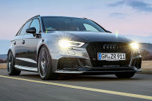 HGP RS 3 Sportback: Test