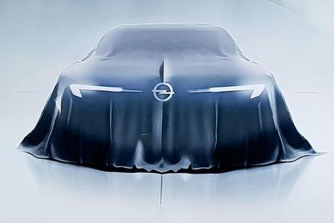 Opel Concept (2018): Erste Infos