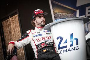 Le Mans: Alonso auf Poleposition