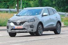 Renault Kadjar Facelift (2018): Erlkönig, alle Infos