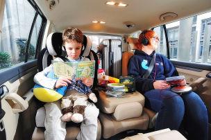 Gadgets für die Autoreise