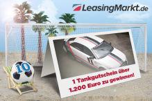 Gewinnen Sie einen Tankgutschein von LeasingMarkt.de über 1200 Euro!