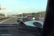 Supercar-Rennen auf der A1