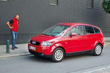 Audi A2: Gebrauchtwagen-Test