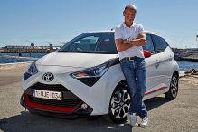 Toyota Aygo Facelift: Fahrbericht