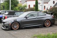 BMW M4 CSL (2019): Erlkönig, Infos, GTS