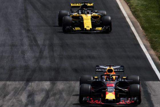 Red Bull & Renault