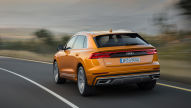 Audis SUV-Coupé im Test