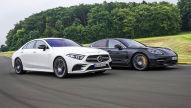 Mercedes-AMG CLS 53/Porsche Panamera 4S: Test