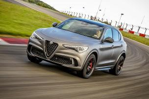 Alfa Romeo Stelvio QV Nring (2018): Test
