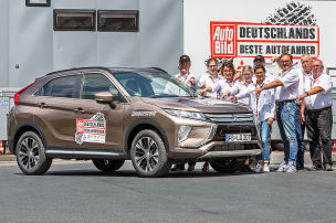 Holt euch den Eclipse Cross