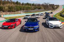 14 Autos – 12 Rekorde!