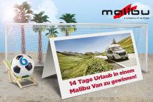 Gewinnen Sie Urlaub im Malibu Van!