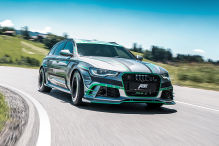Abt Audi RS6-E 1000 (2018): Motor, PS, Bilder