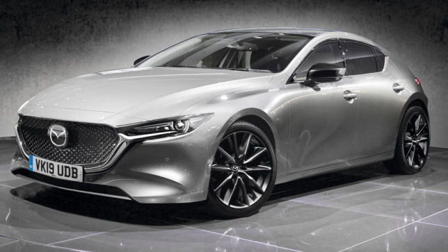 Mazda 3 mit Diesel-Killer
