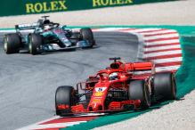 Vettel stapelt tief