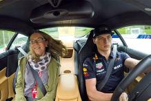 Video: Beifahrerin bei Verstappen