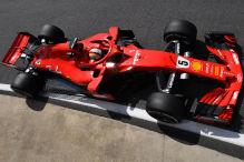 """Vettel selbstbewusst: """"Wir sind schneller"""""""