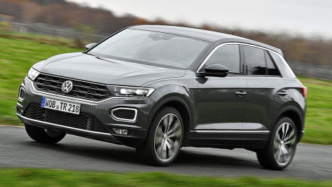 VW T-Roc 2.0 TSI: Test