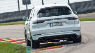 Porsche Cayenne Turbo: Test