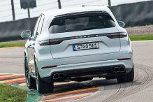 Cayenne: Schnellstes SUV am Sachsenring