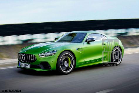 Mercedes-AMG Einstiegsmodell (2020): neue Infos - autobild.de