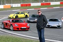 Porsche 959/Carrera GT/911 GT3 RS/918 Spyder: Vergleich