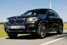 BMW X4: Test