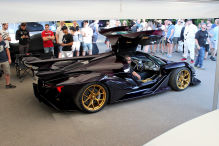 Supercar-Paddock in Goodwood (2018): Ranking, Preis, Teuer