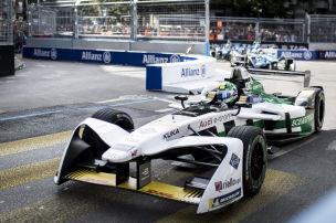 Formel E: Start-Patzer eines Deutschen