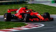 Formel 1: Vettels Ferrari-Team