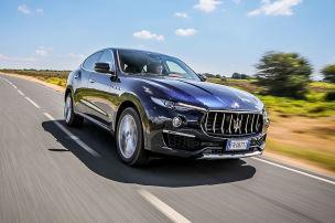Maserati Levante S MY19 (2018): Test