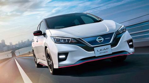 Nissan Leaf Nismo (2018): Vorstellung