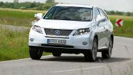 Lexus RX III: Gebrauchtwagen-Test